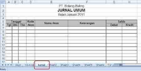 Download image Laporan Keuangan Excel Software Ebook Program Komputer