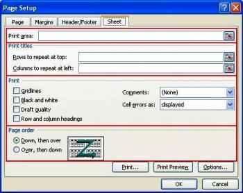 Orientasi Print Excel Melalui Page Setup 03